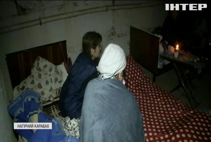 Азербайджан звинувачує Вірменію в обстрілі мирних сіл у Нагірному Карабаху