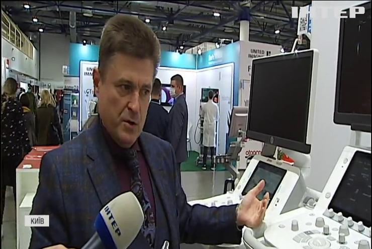COVID-19 та онкологія: у Києві стартувала виставка сучасного медобладнання