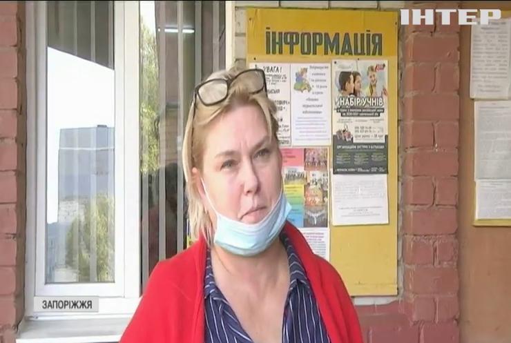 Евакуація за розкладом: псевдомінер тероризує школу у Запоріжжі