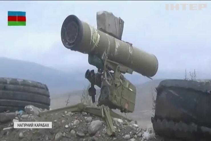 Війна у Нагірному Карабаху: Азербайджан і Вірменія повідомляють про втрати