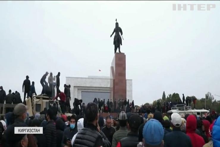 Президент Киргизстану заявив про готовність піти з посади