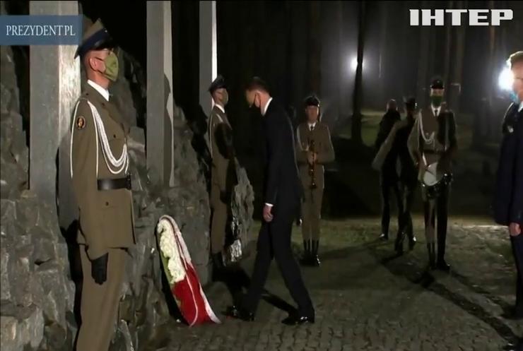 Президент Польщі завітав до України