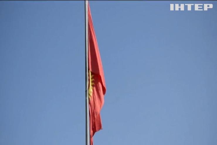 Президент Киргизстану ввів режим надзвичайного стану