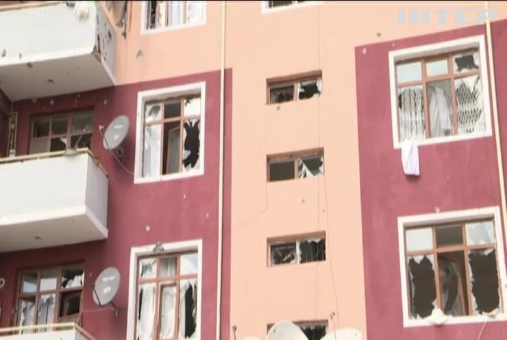 Баку взяло під контроль населені пункти у Карабасі
