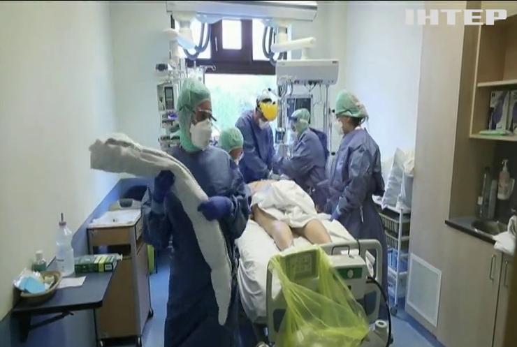 У Нідерландах зафіксували першу смерть після повторного зараження коронавірусом