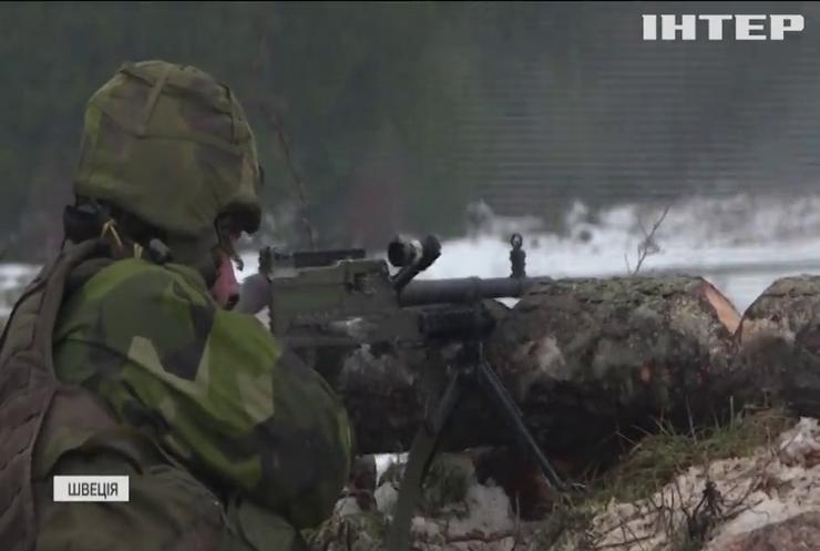 Швеція збільшує видатки на оборону