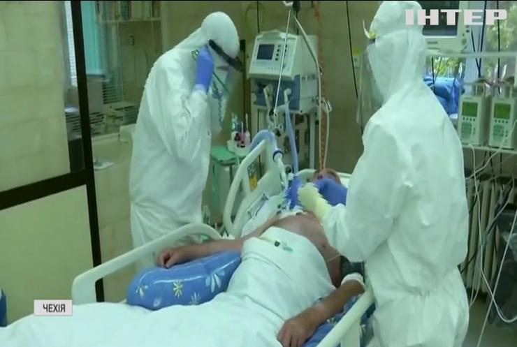 """Німеччина прийматиме """"ковідних"""" пацієнтів з Чехії"""