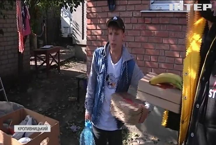 Негода накрила Кропивницький: рятувальники досі ліквідовують наслідки стихії