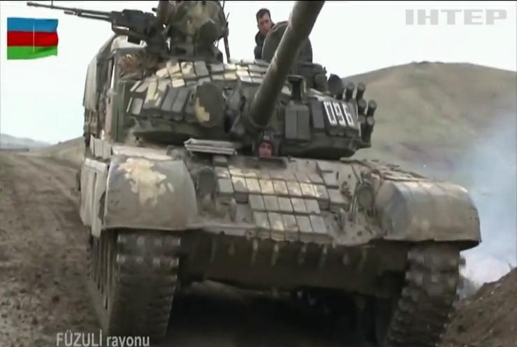 В Нагірному Карабасі поновилися воєнні дії