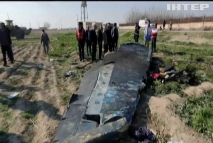 Україна та Іран узгоджують умови компенсацій родичам загиблих у авіакатастрофі