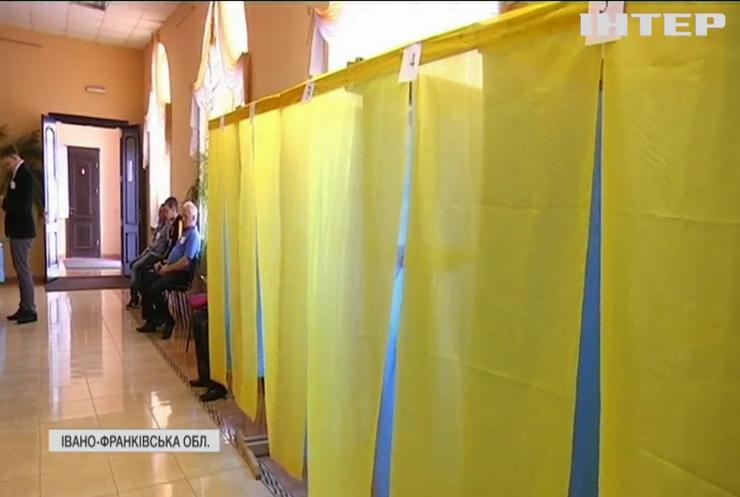 Місцеві вибори на Прикарпатті опинилися на межі зриву