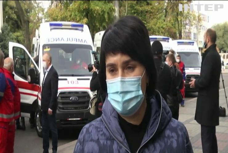 Дихання як розкіш: на Дніпропетровщині у лікарнях не вистачає кисневих концентраторів