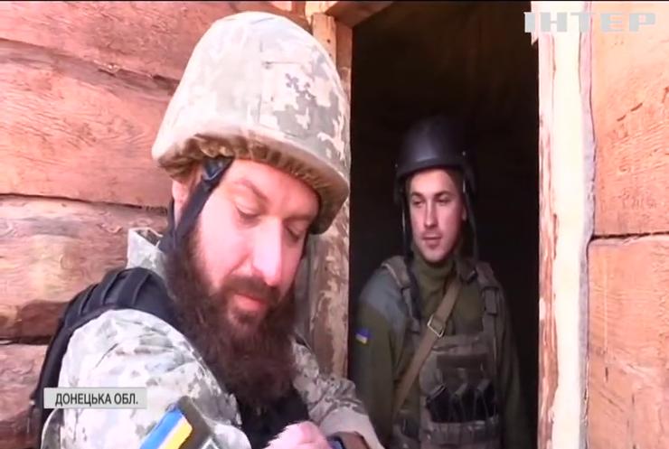 Війна на Донбасі: армійці фіксують провокації з боку противника