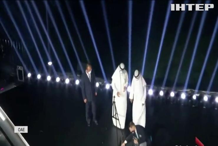 У Дубаї відкрили найбільший фонтан у світі (відео)