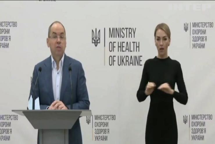 В Україні нарощують кількість ПЛР-тестувань на COVID-19