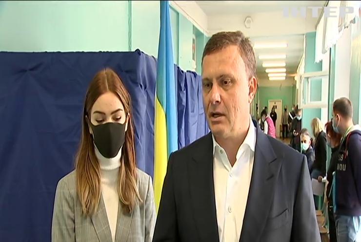 Сергій Льовочкін закликав українців свідомо проголосувати на місцевих виборах