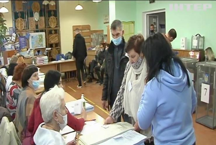 Місцеві вибори в Україні: кількість порушень зростає