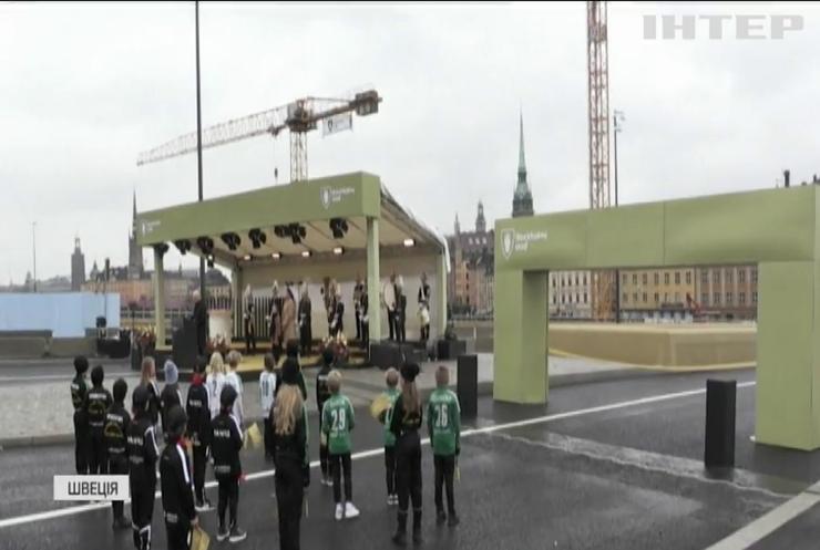 """Шведський король відкрив """"золотий міст"""""""