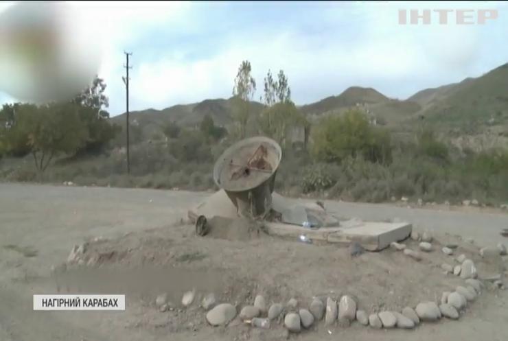 Азербайджан взяв під контроль селище у Нагірному Карабаху