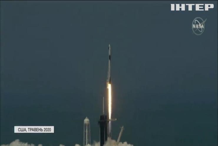 NASA анонсували запуск Crew Dragon на МКС