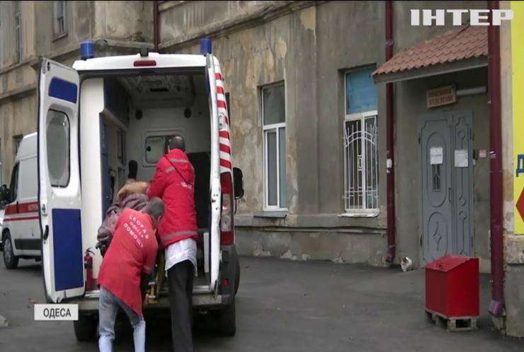 В Одесі помер член дільничної виборчої комісії