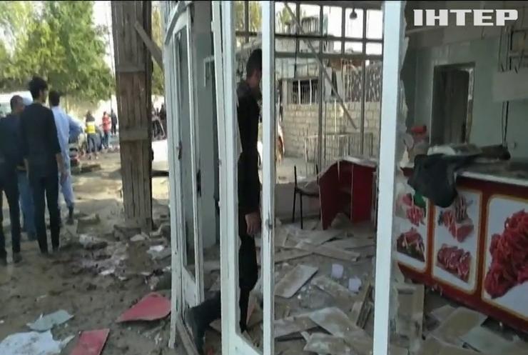 У Нагірному Карабаху прогриміли потужні вибухи