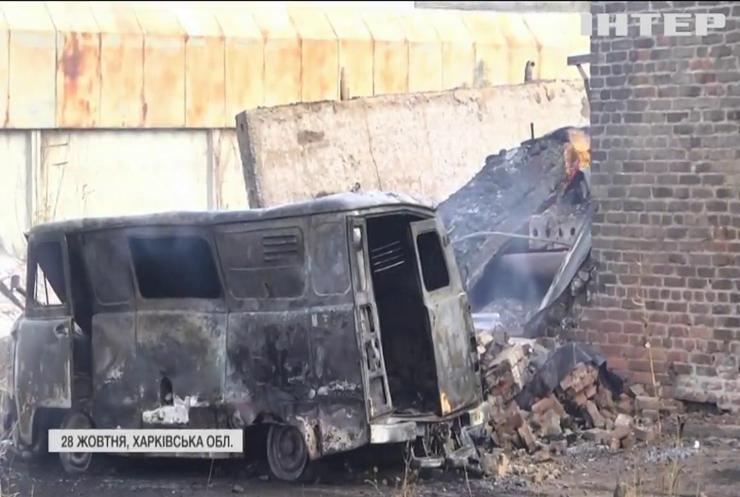 Вибух газу на Харківщині: один із постраждалих помер у лікарні