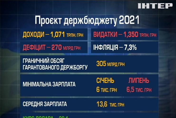 """Бюджет-2021: чому головний кошторис України визнали """"утопією"""""""