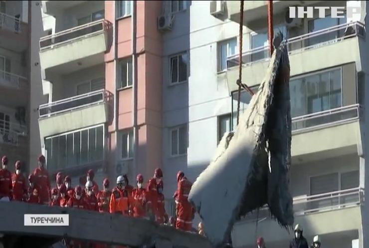 Землетрус у Туреччині: кількість загиблих зростає