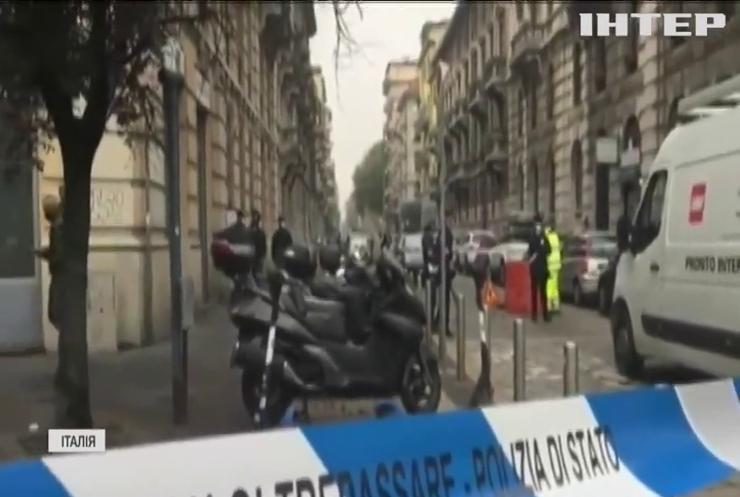 У Мілані грабіжники захопили в заручники директора банку