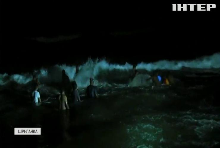 На узбережжя Шрі-Ланки викинулися десятки китів