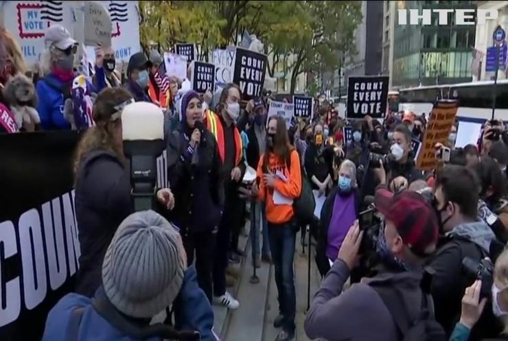 Міста США охоплюють протести
