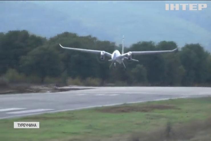 Безпілотник турецько-українського виробництва пройшов вдале випробування
