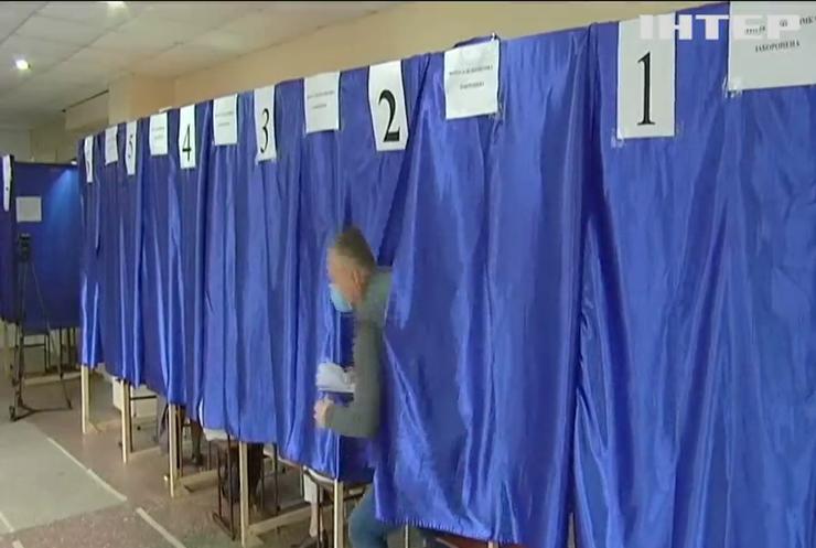 ЦВК призначила голосування ще чергових містах
