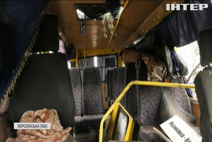 Смертельна автотроща на Херсонщині: хто винен