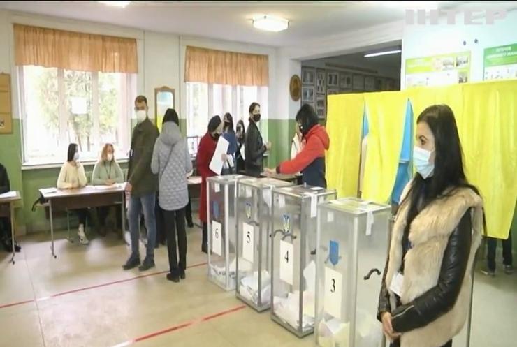 РНБО вимагає від ЦВК оприлюднити результати місцевих виборів в Україні