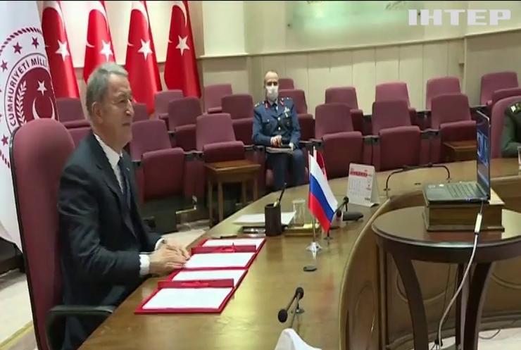 Росія та Туреччина обговорять дотримання миру у Нагірному Карабаху