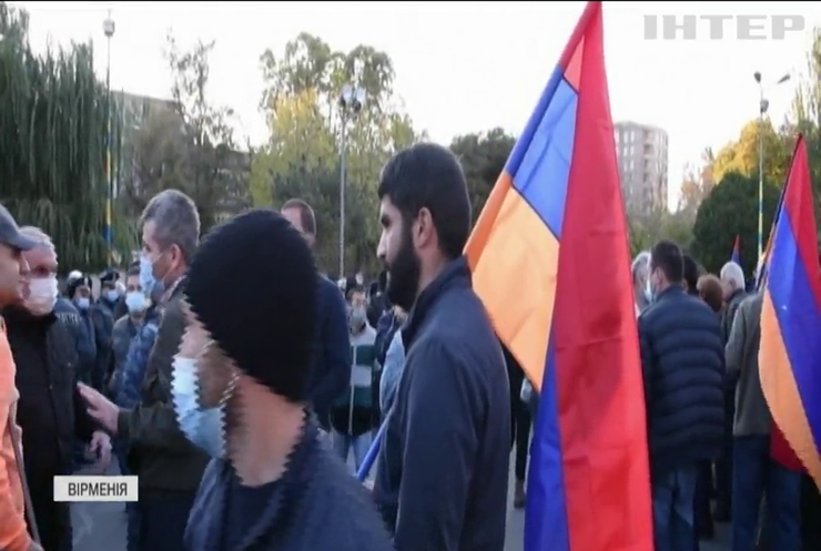 У Єревані тривають протести: що вимагають люди