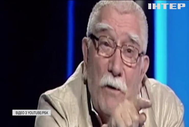 На 85 році пішов з життя актор і режисер Армен Джигарханян