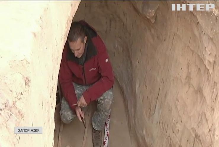 На острові Хортиця виявили сенсаційну археологічну знахідку