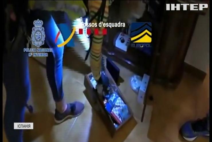 Українці торгували зброєю і попалися поліції Іспанії