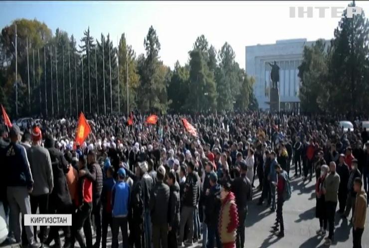 У Киргизстані визначилися з кандидатами на посаду президента