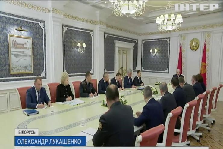 """Олександру Лукашенку """"світять"""" нові санкції від Євросоюзу"""