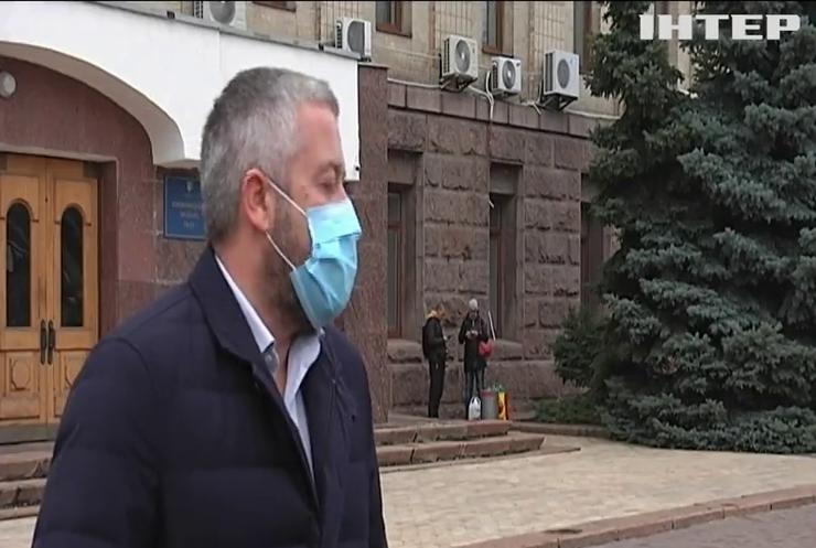 У Кропивницькому хворих на СOVID-19 перепрофілюють дві лікарні