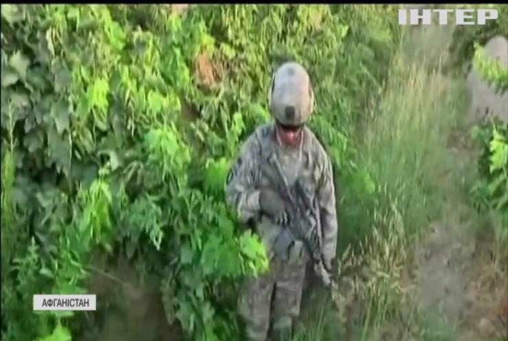 США скорочують військовий контингент в Афганістані та Іраку