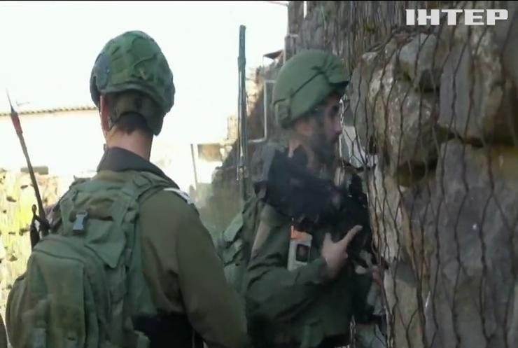 Ізраїль завдав удару по Сирії