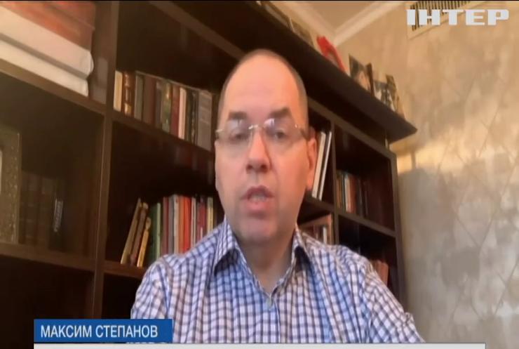 Коронавірус в Україні перетнув чергову шокуючу межу