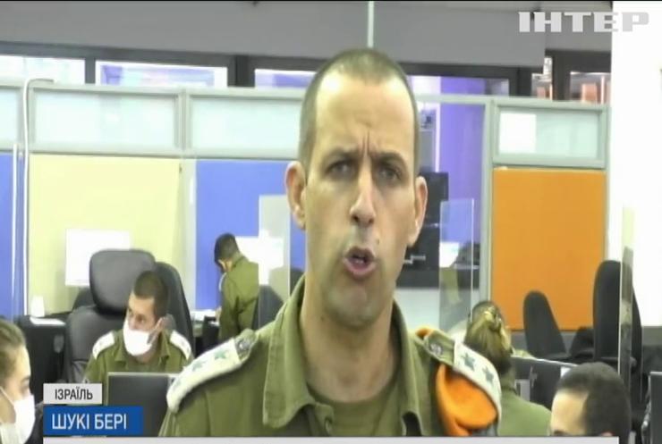 В Ізраїлі на боротьбу з короновірусом відрядили армію