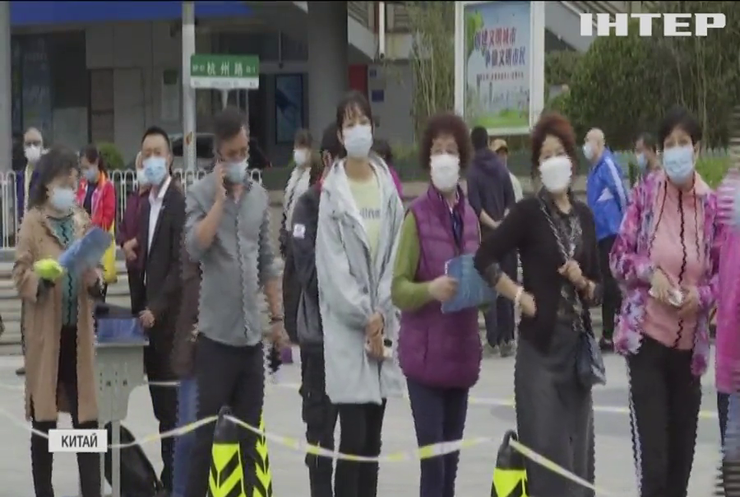 У Китаї ціле місто закрили на карантин
