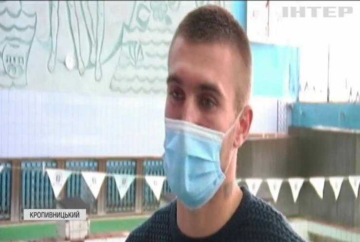"""У Кропивницькому двоє ветеранів готуються до """"Ігор нескорених"""""""